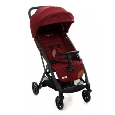 Coto Baby Wózek Spacerowy Riva 22/Red Linen